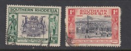 Southern Rhodesia 1940 Golden Jubilee Of British South Africa Company Used - Zuid-Rhodesië (...-1964)