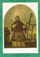 Francisco De Zurbaran St Laurence Saint Laurent 2 Scans The Hermitage Leningrad 1988 - Pintura & Cuadros