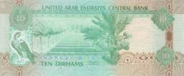 U.A.E. P. 20b 10 D 2001 UNC - Emiratos Arabes Unidos