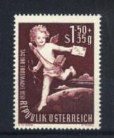 Austria Nuovi : N. 812 ** - 1945-60 Ongebruikt