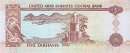 U.A.E. P. 12b 5 D 1995 UNC - Verenigde Arabische Emiraten