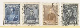 Columbia 489-92    (o) - Colombia
