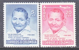 COLUMBIA  669, C 288   * - Colombia