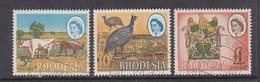 Rhodesia 1966 Definitive 5/=, 10/= £1  Mardon  Ptg,, Used / C.t.o. - Rhodesia (1964-1980)