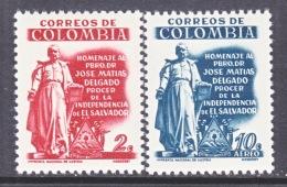 COLUMBIA  675, C 301   * - Colombia