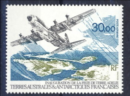 TAAF Posta Aerea 1993 N. 128 F. 30 MNH Catalogo € 14,20 - Posta Aerea