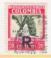COLUMBIA  C F 5   (o)  BANANAS - Colombia