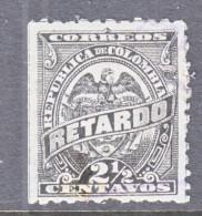 COLUMBIA  I 1  (o) - Colombia