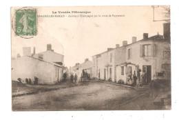 Champagné-Les-Marais-Arrivée à Champagné Par La Route De Puyravault -(B.5469) - Frankrijk