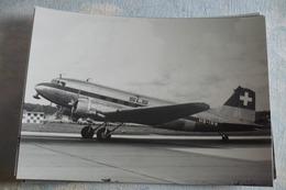 DOUGLAS  DC 3     SLS / SCHWEIZERISCHE LUFTVERKEHRSSCHULE SWISSAIR   HB IRN - 1946-....: Moderne