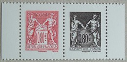 140 Ans Du Type Sage Provenant Du Carnet - Ongebruikt