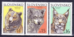 ** Slovaquie 2001 Mi 400-2 - Timbres De Bl.16, (MNH) - Slovakia