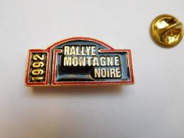 Beau Pin´s , Rallye Montagne Noire , ASA Des Monts D'Autan - Rally