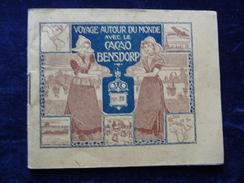 Ancien Album N° 29 BENSDORP (Tablettes De Chocolat) - Reclame