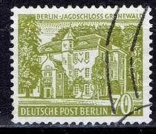Germany / Berlin - Mi-Nr 123 Gestempelt / Used (B1689a) - [5] Berlin