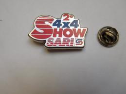 Superbe Pin's En Zamac , Auto , 2e 4X4 Show SARI - Rally