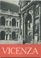 Italien - Vicenza 50er Jahre - 36 Seiten Mit 47 Abbildungen - Dépliants Touristiques