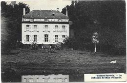 Villers-Perwin NA1: Le Château De Mlle Dumont - Les Bons Villers