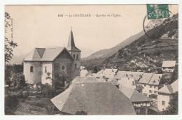 Le CHATELARD - Quartier De L'Église - Le Chatelard