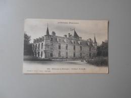 COTES  D'ARMOR CHATEAUX DE BRETAGNE CRAFFAULT - France