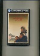 CASSETTE VHS . DIE BRÜCKEN AM FLUSS . PRODUKTION C. EASTWOOD . - Romantic