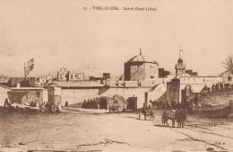 ALGERIE - VIEIL ALGER - BAB EL OUED - Alger