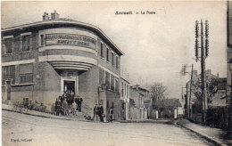 ARCUEUIL - La Poste  - Bicyclettes  (92631) - Arcueil