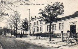 ARCUEUIL - Les Ecoles - Flamme D' Arcueil  (92632) - Arcueil