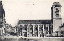 ARCUEUIL - Eglise   (92633) - Arcueil