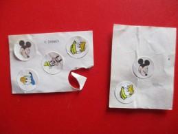 Kinder Autocollants Mickey - Kinder & Diddl