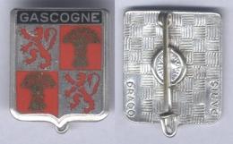 Insigne De L'Escadron De Bombardement 01-091 Gascogne - Armée De L'air