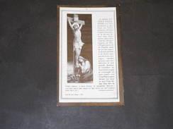 Madame Joséphine LIZEN  Décédée à Havelange Le 25/9/1925 - Décès