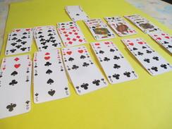 """Jeux 52 Cartes/Poker Luxe /Bridge-Poker - Canasta/Publicitaire  """" DUBONNET""""/Vers 1950 -1960  CAJ5 - Jeux De Société"""