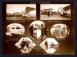 Photo AVIATION - Mission ROIG Amérique Du Sud - LATECOERE - AEROPOSTALE - Ligne Mermoz 202 - Aviation