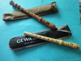 Lo De 2 Flutes - Instruments De Musique