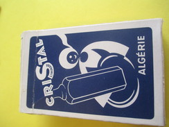 Jeux 32 Cartes Publicitaires/Cristal Liminana/ALGERIE: Portraits Français (?)/Vers 1950 -1960  CAJ7 - Juegos De Sociedad