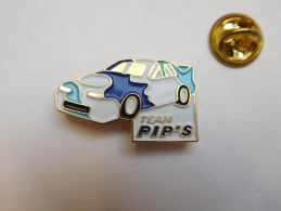 Auto ,  Team Pip's , Rallye - Rally