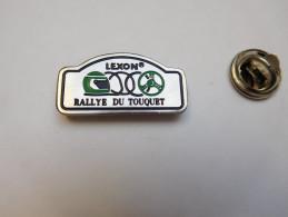 Auto , Rallye Du Touquet , Lexon - Rally