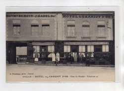 DUCLAIR - Hôtel Du Chariot D'Or - Place Du Marché - Très Bon état - Duclair