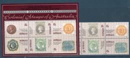 Australia  1999 -- 150° Ann. PENNY BLACK ( Unif.  BF 11+1225/30) -- **MNH - Nuovi