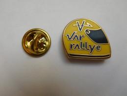 Auto , Rallye Du Var , Casque , En Zamac - Rally
