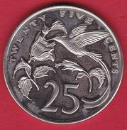 Jamaïque - 25 Cents - 1972 - Jamaica