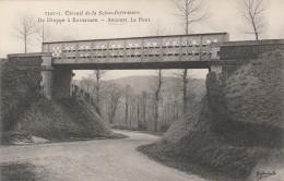 76 - ANCOURT - Circuit De La Seine Inférieure De Dieppe à Envermeu - Ancourt Le Pont - Sonstige Gemeinden