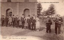 Puy De Dôme: Auvergne Pittoresque : Noce - France