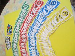 """Jeux 108 Cartes /""""UNO""""/Vers 1980- 1990             CAJ10 - Juegos De Sociedad"""