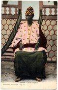 CPA SENEGAL ( Afrique Occidentale  ) - DAKAR - Type Indigene ( Colorisé ) - Senegal