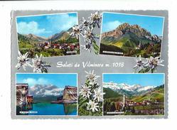 SALUTI DA VILMINORE (BG) - VEDUTINE - F/G - V: 1969 - Italia