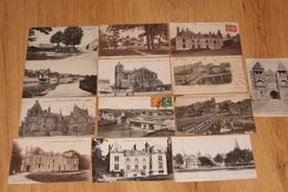 Département De La Sarthe - 5 - 99 Cartes