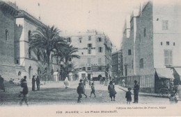 ALGERIE - ALGER - LA PLACE MALAKOFF - Alger