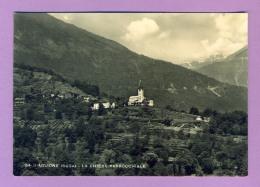 Giaglione (Susa) - La Chiesa Parrocchiale - Italy